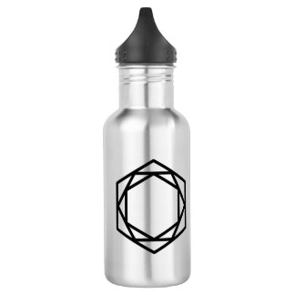 Tower (+) / Water Bottle (532 ml), Stainless Steel