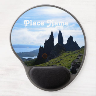 Towering Old Man of Storr Gel Mouse Pads