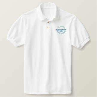 TOWERS golf shirt Embroidered Shirt