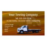 Towing CUSTOMIZABLE Business Card