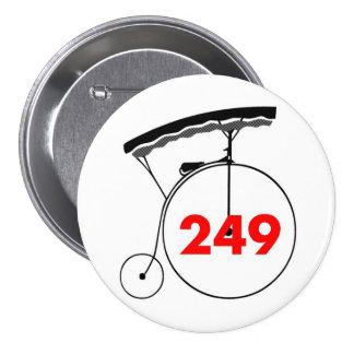 Town Crier 249 3 Inch Round Button