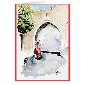 TOWN GATE-2 CARD