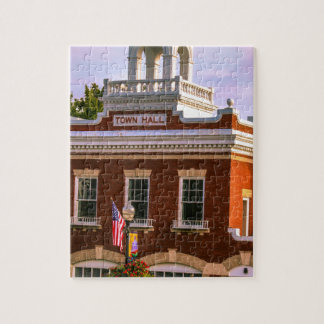 Town Hall Jigsaw Puzzle