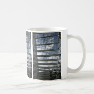 Town hall roof coffee mug