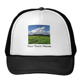 Town Name Hat