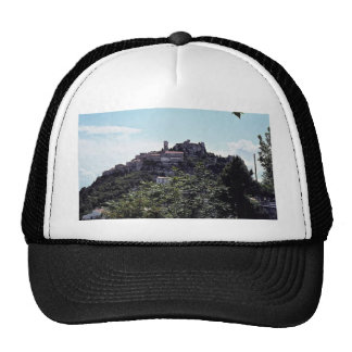 Town of Eze, French Riviera Trucker Hat