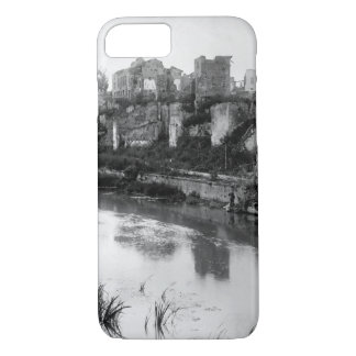 Town of Varennes, France, view due west_War Image iPhone 7 Case