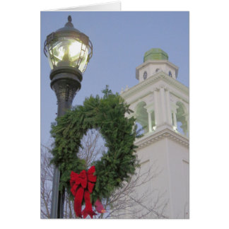 Town Square, Plymouth, MA Card