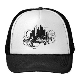 town trucker hat