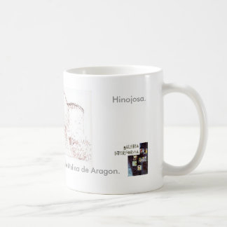 Towns of the Manorialism of Oil mill of Aragon, 1. Classic White Coffee Mug