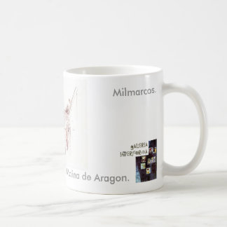 Towns of the Manorialism of Oil mill of Aragon, 2. Classic White Coffee Mug