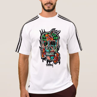 Towny Adidas Urban Graffiti T-shirt