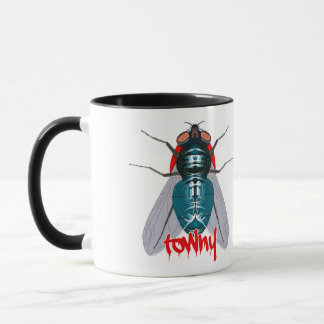 Towny Anime Graffiti Cup
