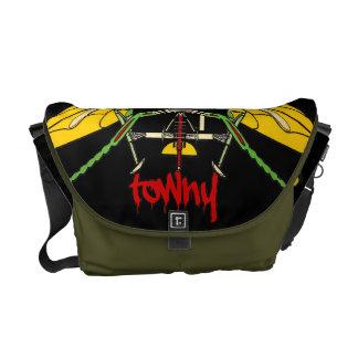 Towny Anime Graphic Bag Messenger Bag