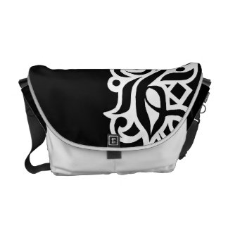 Towny Calligraphy Graffiti Bag Messenger Bag