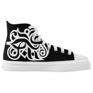 Towny Calligraphy Graffiti Shoes