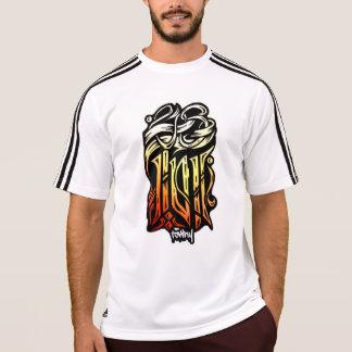 Towny Calligraphy Graffiti T-shirt