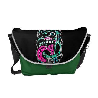 Towny Cartoon Graffiti Bag Courier Bag