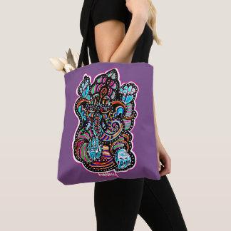Towny Tribal Graffiti Bag