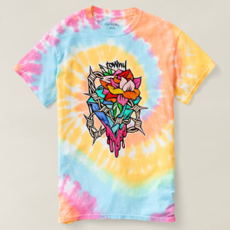 Towny Tribal Graffiti T-shirt