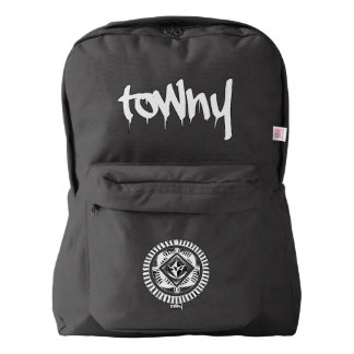 Towny Tribal Graphic Bag