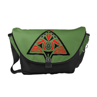 Towny Tribal Graphic Bag Commuter Bag