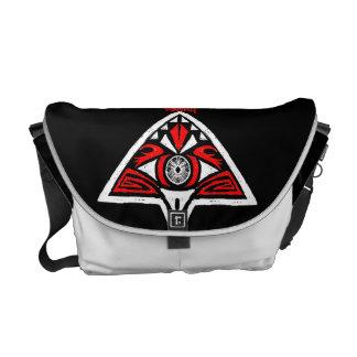 Towny Tribal Graphic Bag Messenger Bag