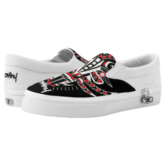 Towny Tribal Graphic Shoes