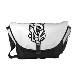 Towny Urban Graffiti Bag Commuter Bags