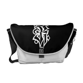 Towny Urban Graffiti Bag Courier Bags