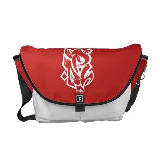 Towny Urban Graffiti Bag Messenger Bag