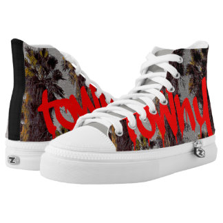 Towny Urban Graffiti Shoes