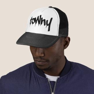 Towny Urban Graffiti Trucker Hat