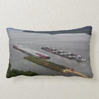 Tows Passing lumbar pillow