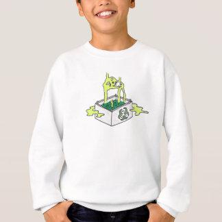 toxic box sweatshirt