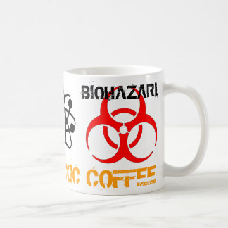 Toxic Coffee Biohazard Mug