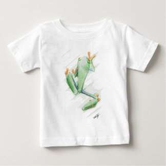 Toxic Frog Baby T-Shirt