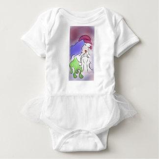 Toxic Galaxy Baby Bodysuit