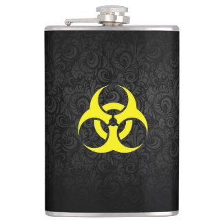 Toxic Hip Flask