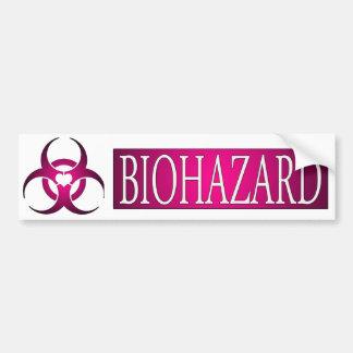 Toxic Love Bumper Sticker