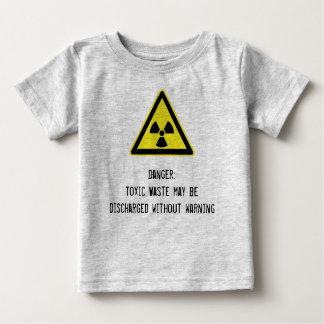 Toxic waste Ironic Baby T-shirt