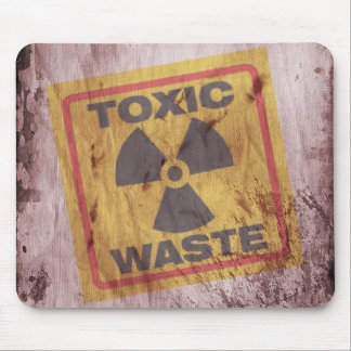 Toxic Waste Mouse Pad