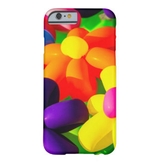 Toy Balloon Flowers Barely There iPhone 6 Case