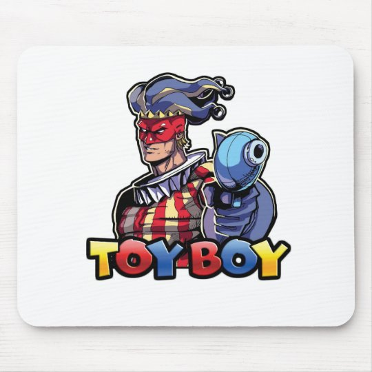 Toy Boy Mouse Pad