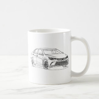 Toy Camry 2015 Coffee Mug