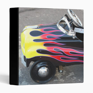Toy Car binder