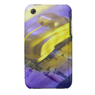Toy car iPhone 3 cover