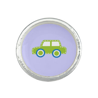 Toy Car Photo Rings