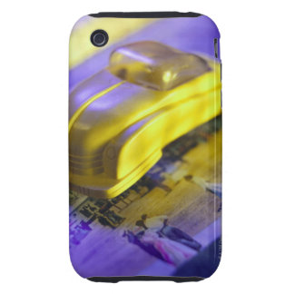 Toy car tough iPhone 3 covers