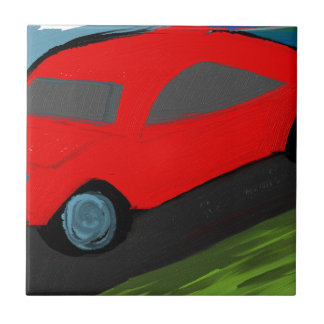 toy carro ride tile